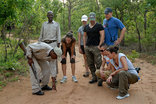 Kwa Madwala Private Game Reserve - Walking Safaris