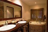Inyati Private Game Reserve - Double vanity bathrooms