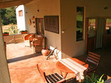 Madi a Thavha Mountain Lodge - Veranda of Nwanendi suite