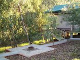 Buffalo Drift - Tented Camp - tent with private braai area