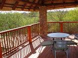 114 Kudu Marloth Park - Deck