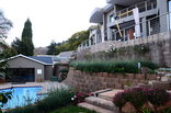 Over the Moon Guesthouse  - Garden and Pool