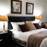 At the Villa - De-Lux King Suite Room 8