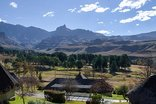 Fairways Drakensberg - Resort View