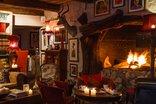 Abalone House & Spa - Fireplace