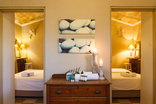 Birdsong Cottages - Kingfisher bedrooms