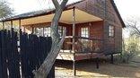 Grootgeluk Bush Camp - Zebra Log Cabins