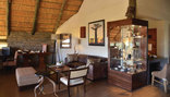 Victoria Falls Safari Club - Club Welcome Area