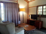 Woodland Gardens - Loerie chalet - Honeymoon suite  Deluxe