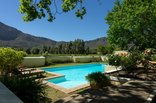 Auberge Clermont - Self-Catering Villa's Private Swimming Poool