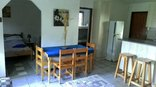 Tsitsikamma On Sea - Cottage 5 bedrooms 2 and 3 from lounge