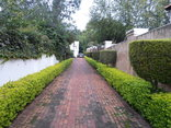 Bed and Breakfast in Waterkloof - Entrance