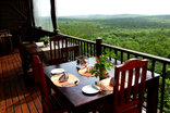 Kwa Madwala Private Game Reserve - Dining area