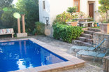 Petit Plaisir Self Catering Cottage - Swimming pool