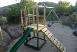 Erongo Wilderness Lodge - Children's Playground