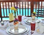 Rivonia Bed & Breakfast - Breakfasts by the poolside