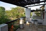 Rivonia Bed & Breakfast - Patio. Luxury room