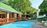 Rivonia Bed and Breakfast Garden Estate - A large, sun drenched pool