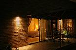 Chala-Kigi Self Catering - Apartmenmt Garden Bedroom opens on Patio