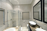 Aquamarine Guest House, Mossel Bay - En Suite bathroom 5