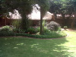 Greenfig Guest House - Lapa and Braai Area