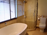 Blue Hills Lodge - Bushwillow Luxury Suite bathroom