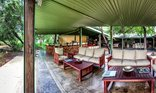 Honeyguide Khoka Moya Camp - Lounge and Dining Area