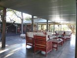 Honeyguide Khoka Moya Camp - Lounge Area