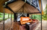 Honeyguide Mantobeni Camp - Bedroom / Lounge