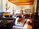 Hohewarte Guest Farm - Lounge