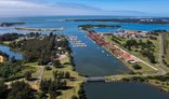 Seagull Lodge - Aerial View Richards Bay