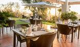 Loeries Call - Breakfast patio