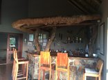 Bushwise Safaris - Bar area on upper deck