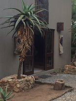 Bushwise Safaris - Buswise Safaris Entrance
