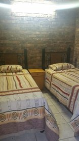 Inzimpala  - Bushveld Lodge Two Sleeper Room