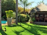Khayamanzi Bed & Breakfast - Garden