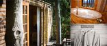 Vindoux Guest Farm - Tree House and spa bath