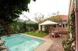 Jaquis Garden Guesthouse - Back Garden