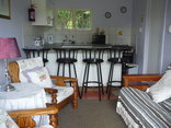 Pennygum Country Cottages - Lavender Cottage lounge area