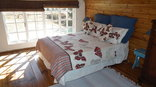Pennygum Country Cottages - Family Cottage bedroom