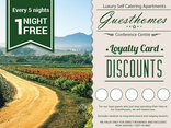 D'urbanmist Guest House - Don't forget about our loyalty program