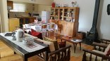 Rietpoort Guesthouse and Guestfarm - Open plan living area (Cottage 2)