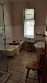 Rietpoort Guesthouse and Guestfarm - Bathroom (Cottage 2)