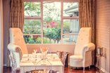 Nauntons Guest House - Dining Room & Lounge Area