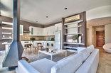 Eikehoff Villa - Living area