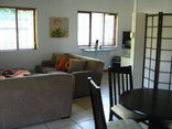 Africa Whispers Country House - Lounge / Kitchen area - Family Unit