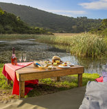 Thunzi Bush Lodge - Picnic at the dam