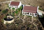 Karoo View Cottages - Karoo View Cottages Aerial View