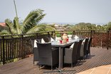 Casa di Cattleya Guest House - The Deck