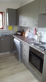 Astral Guest House - Kitchen
